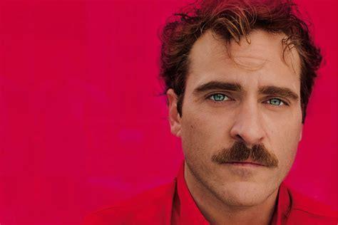 Joaquin Phoenix Has a Creepy Face Hidden in His Forehead