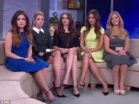 ashley benson and lucy hale join pretty little liars