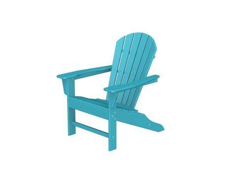 adirondack chair sba15 polywood south collection