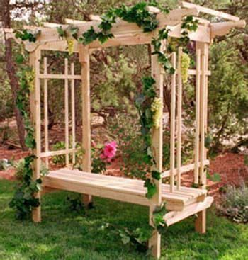 Garden Bench With Trellis by Trellis With Bench Seat Foot Traditional Arbor With
