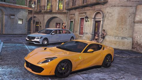 812 Superfast Modification by 2018 812 Superfast Livery Add On Replace