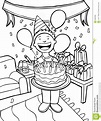 Party Time - Black And White Stock Vector - Image: 9584366