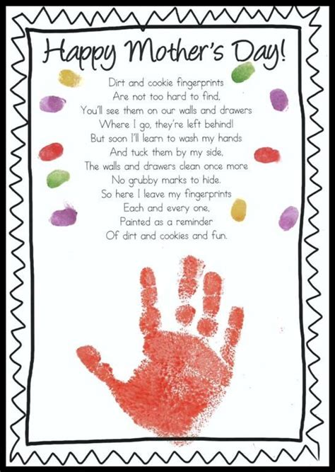 mothers day poems for preschoolers 171 best images about preschool s day on 304