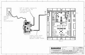 Direct Fired Submittal Drawings From Bananza