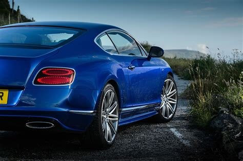 bentley continental gt reviews  rating motor trend
