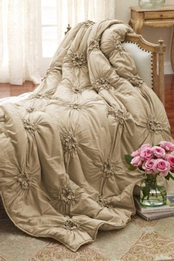 Coverlet And Duvet by Smocked Coverlet Coverlets Bedding Home Decor