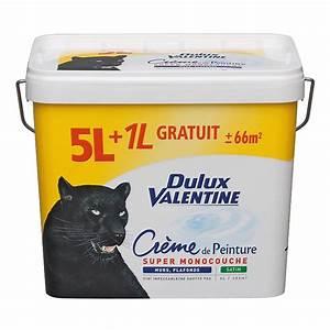 Peinture Dulux Valentine Avis : cr me de peinture blanc aspect satin peinture blanche ~ Dailycaller-alerts.com Idées de Décoration