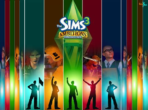 The Sims 3 Ambitions Images The Sims 3 Ambitions Wallpaper