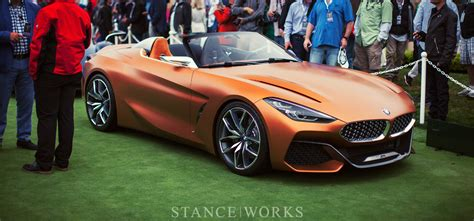 The Bmw Concept Z4 Roadster