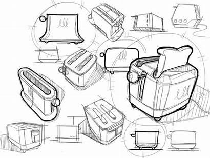 Sketch Coroflot Sketching Drawing Ipad Tutorial Vespa