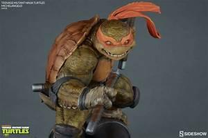 Teenage Mutant Ninja Turtles Statue Michelangelo 30 cm ...