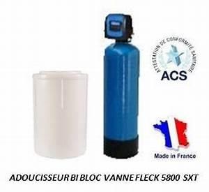 Adoucisseur D Eau Avis : notre avis sur adoucisseur d 39 eau bi bloc 150l fleck 5800 ~ Nature-et-papiers.com Idées de Décoration