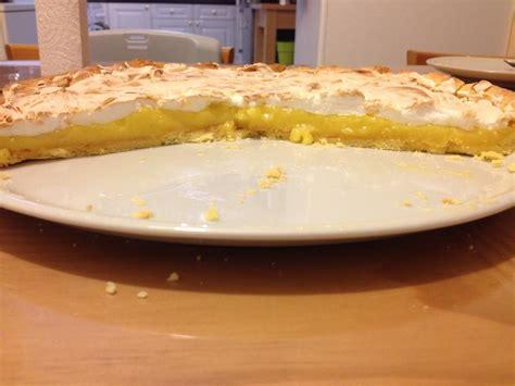 tarte citron meringuee pate feuilletee tarte au citron meringu 233 e delphineb recette cuisine companion