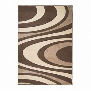 tapis marron beige chaioscom With tapis beige marron