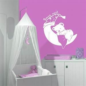 stickers chambre bebe ourson With déco chambre bébé pas cher avec livraison fleurs courbevoie