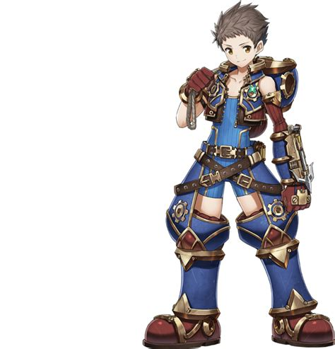 Why does Rex wear those weighted boots while not diving?  Xenoblade_Chronicles