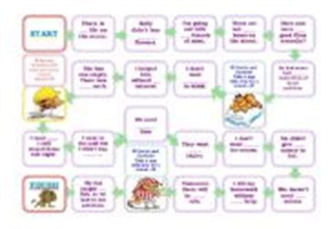 Pronouns Games Worksheets