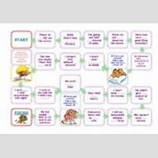 Pronouns Games Worksheets