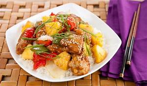 Sweet & Sour Pineapple Pork - In the Kitchen with Stefano ...
