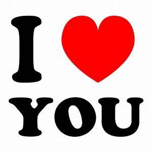 Liefde kaart I love you - Liefde kaarten - Kaartje2go