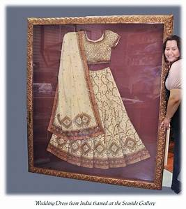 9 best images about wish i thought of this on pinterest With framed wedding dress