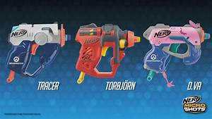 More Overwatch Nerf Guns Revealed At BlizzCon 2018 Dot