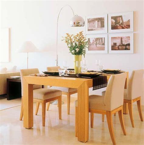 comedor madera clara ideas hogar deco pinterest