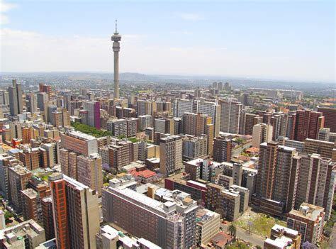 Johannesburg Travel Information