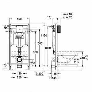 Wc Vorwandelement Maße : grohe rapid sl wc element vorwandelement gd 2 1 13m nur eur ~ A.2002-acura-tl-radio.info Haus und Dekorationen