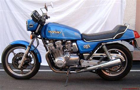 Suzuki Gs 1100 by 1980 Suzuki Gs 1100 E Pics Specs And Information