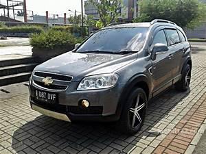 Jual Mobil Chevrolet Captiva 2009 2 0 Di Jawa Barat