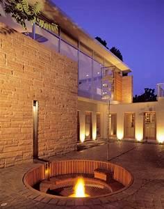 Feuerstelle im garten bauen 49 ideen und bilder als for Feuerstelle garten mit holz balkon boden