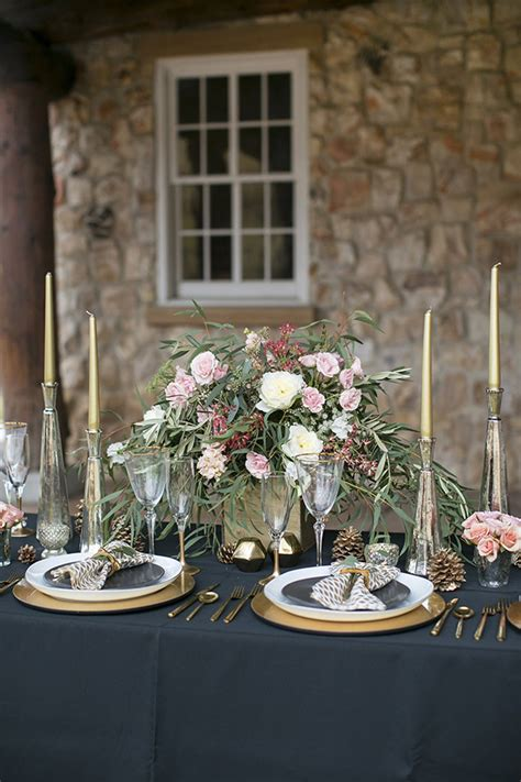 black and gold wedding ideas sequin wedding dress 100 layer cake
