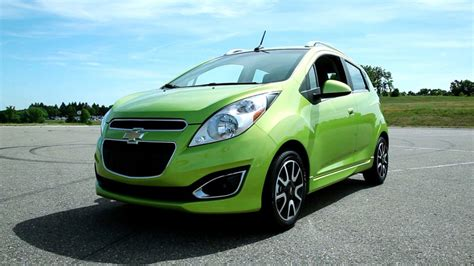 Green Cars by Green Car Reports 2013 Best Car To Buy Nominee Chevy Spark