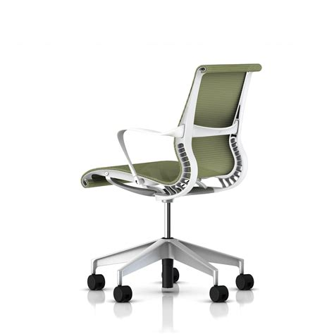 herman miller chairs white