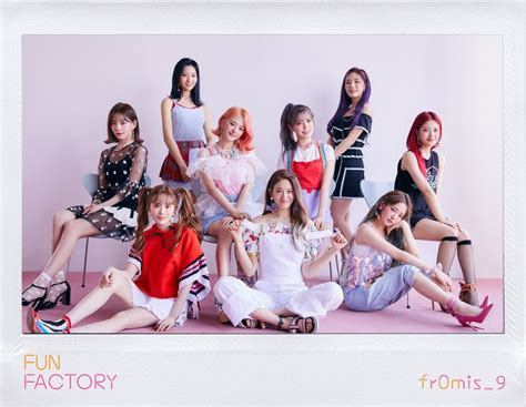 fromis  visual group    groups