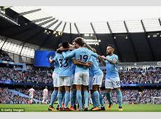Do Manchester City have best Premier League squad ever
