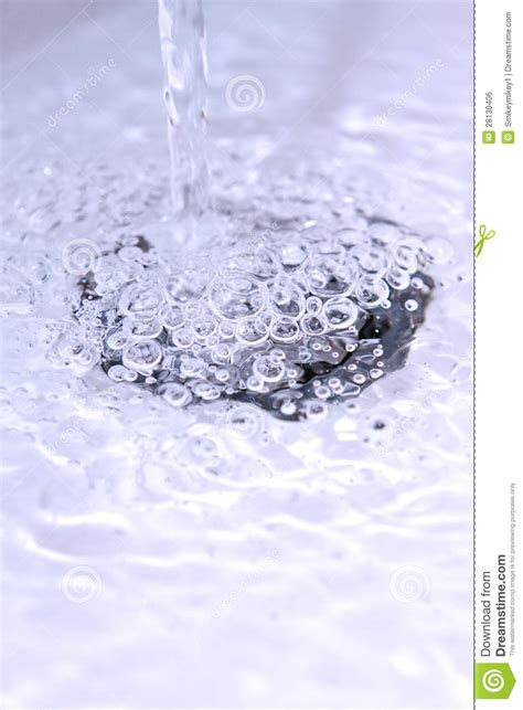 Kitchen Sink Stinks When Running Water by Water Running A Bathroom Sink Royalty Free