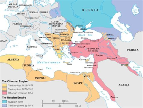 Empire Ottoman En 1914 by Hist 111 Fall 2014 Introduction