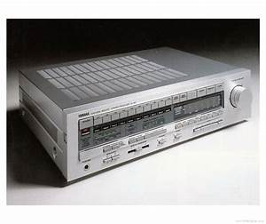 Yamaha R-90 - Manual - Am  Fm Stereo Receiver