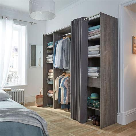 rideaux de chambre adulte des conseils pour bien choisir et aménager dressing