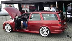 Spl Classics Lady In Red Opel Vectra B Auspuff Db Messung