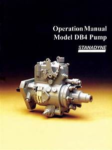 Stanadyne Db4   Manual   Pdf