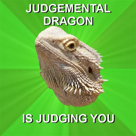 Dragon Memes - bearded dragon meme by easter hare on deviantart