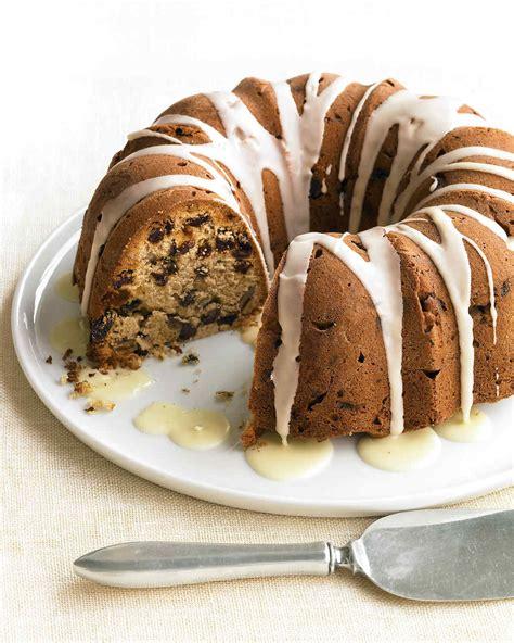 bundt cake recipes martha stewart