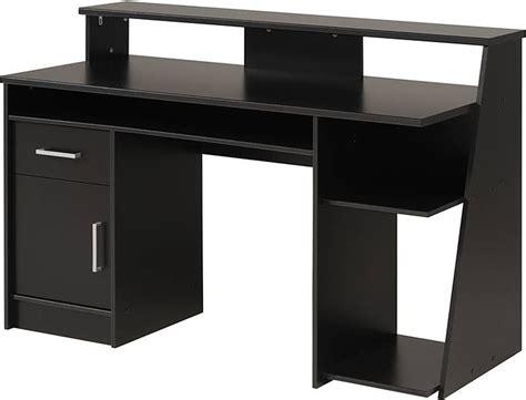 black wood computer desk black wood corner computer desk overstock review and photo