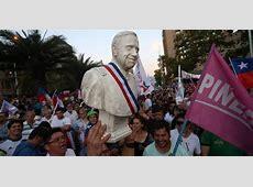 Elecciones presidenciales en Chile Piñera arrasa, el