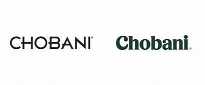 Chobani Packaging Before Brand Identity Rebrand Done