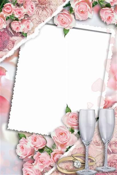 Transparent Frames Frame Clipart Peach Yopriceville Para