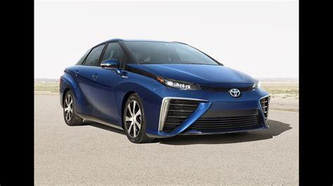 Toyota Mirai 2018 Car Review Youtube